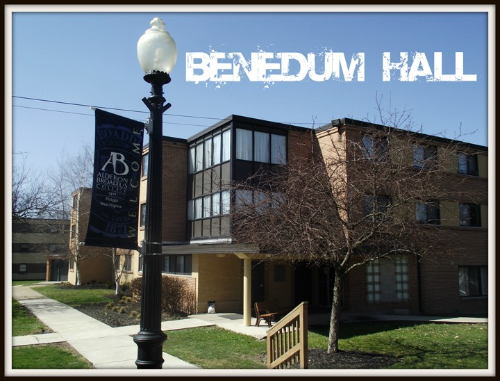 ab benedum residence hall