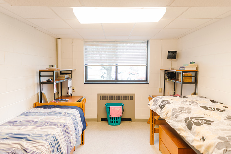 Ab Benedum Residence Hall First Year Student Housing