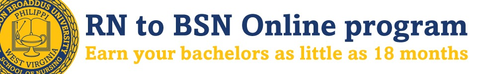 RN-BSN Online Program graphic