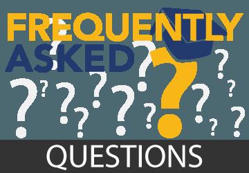 Orientation FAQ graphic