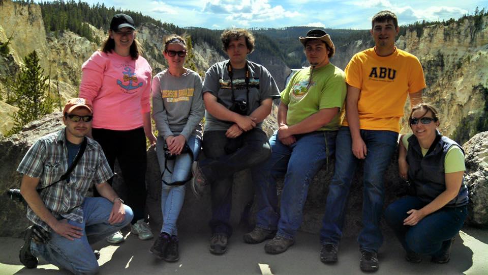 ABU in Yellowstone