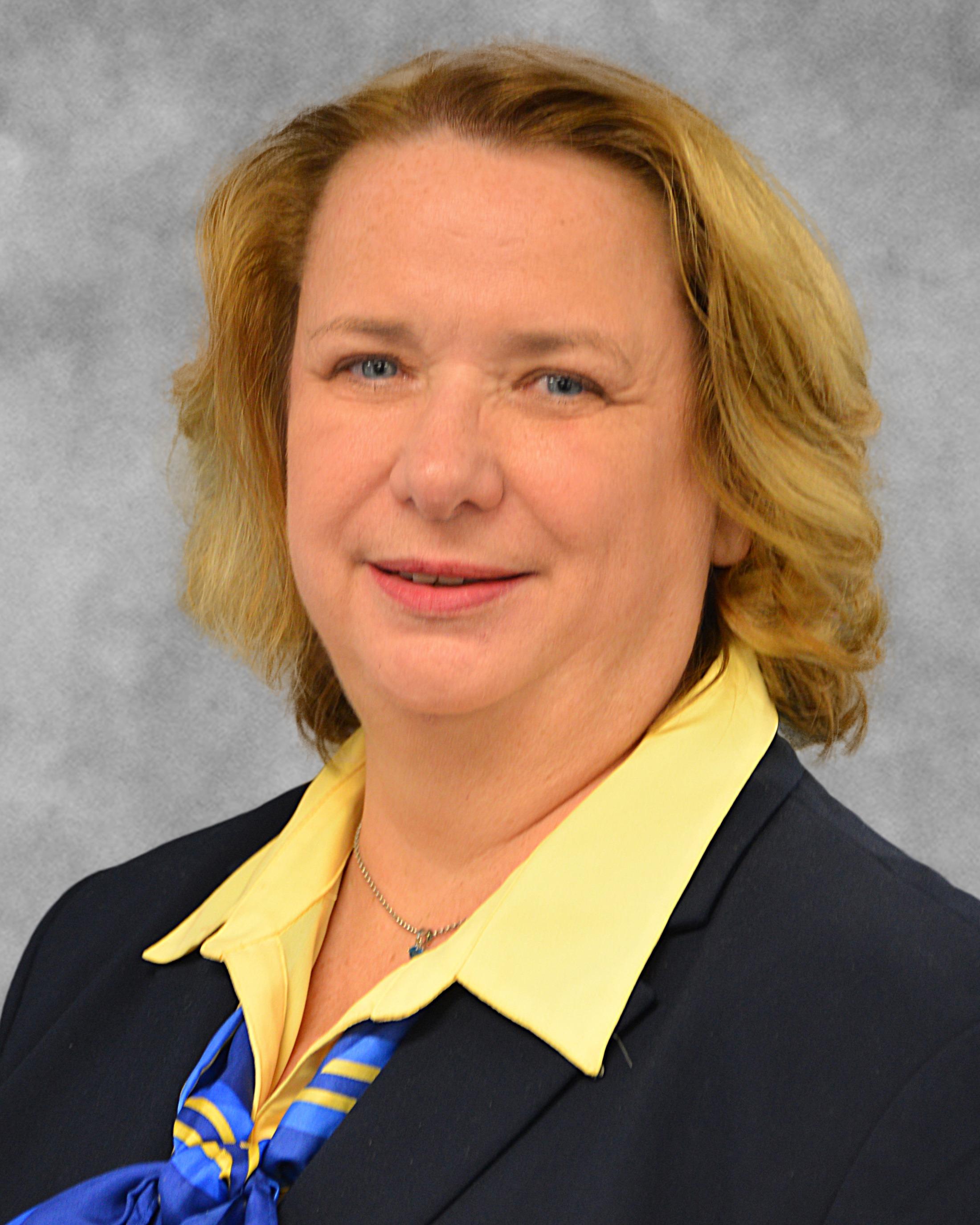 Jill Nussel - International Student Coordinator