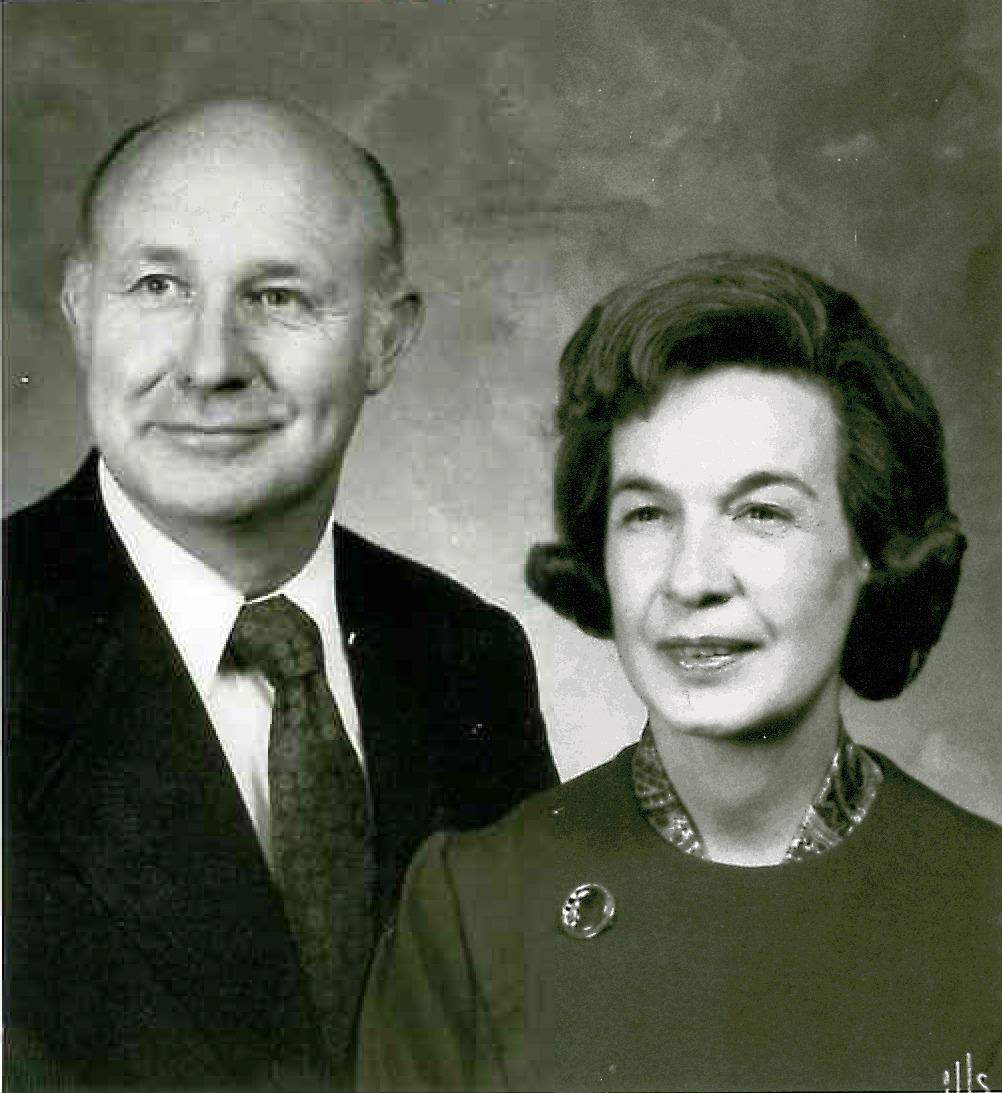 Dr. Richard Shearer - Ruth Shearer