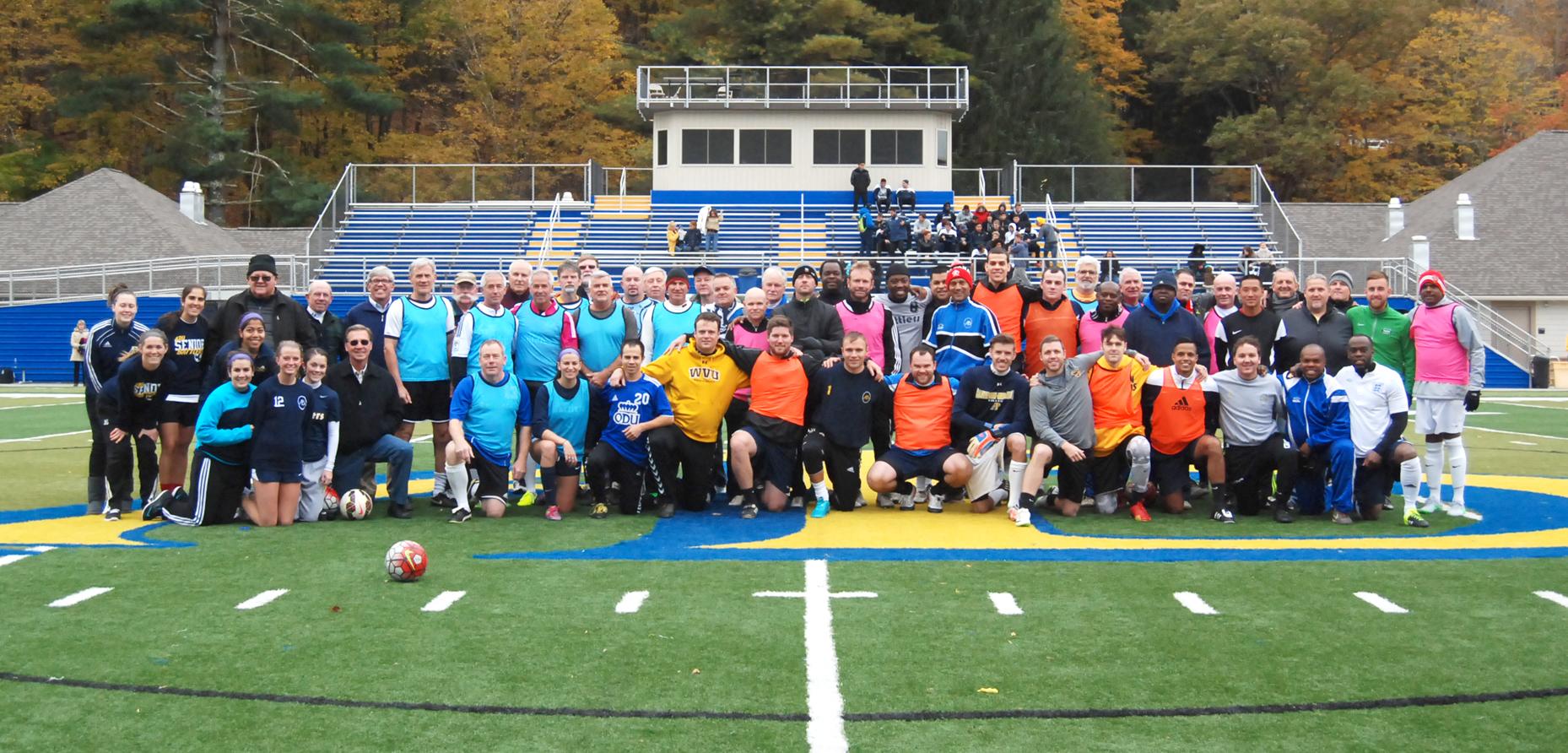Alumni Soccer Group