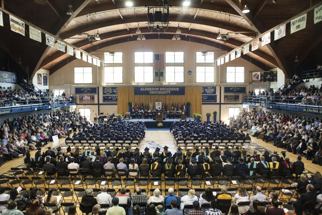 ABU Commencement 2016