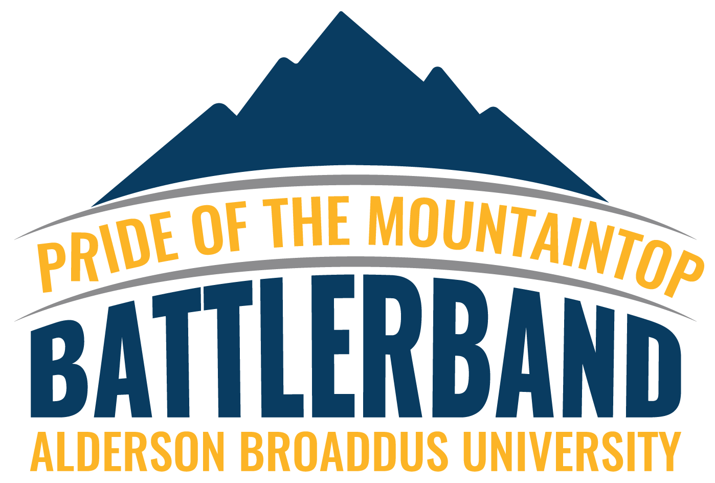 BattlerBand Pride Of The Mountaintop Logo