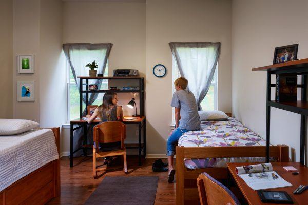 Residence Hall at Alderson Broaddus University