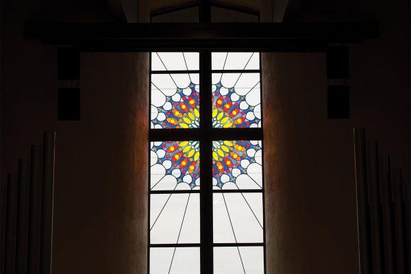 Wilcox Chapel at Alderson Broaddus University