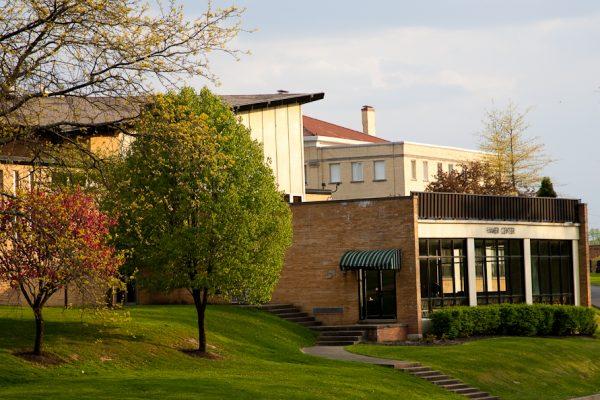 Student Center at Alderson Broaddus University