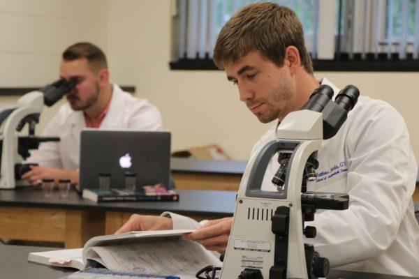 Master of Anatomy at Alderson Broaddus University