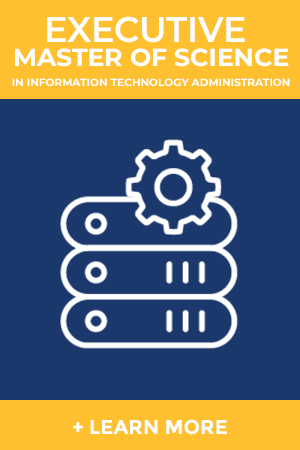 Executive Master of Science in Information Technology Administration