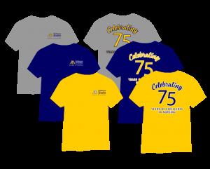 The Nursing Alumni Association Shirt fundraiser